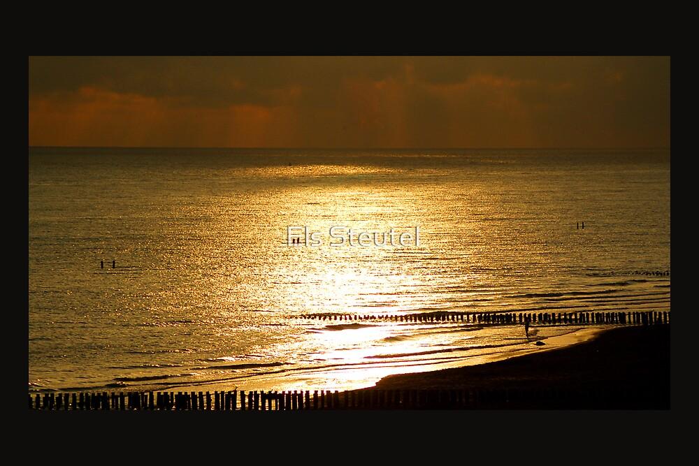 Golden Sea by Els Steutel