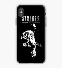 Stalker SOC Weiß iPhone-Hülle & Cover