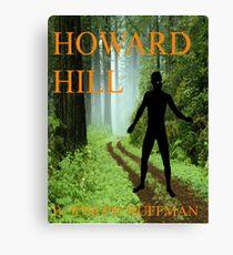Howard Hill e-book cover Canvas Print