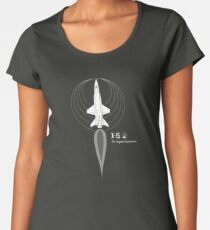 X-15 - The Original Spaceplane Women's Premium T-Shirt