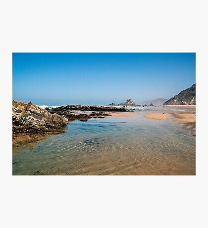 Algarve: Praia de Castelejo Photographic Print