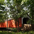 Sheard's Mill covered bridge by nastruck