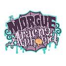 The Morgue of Aracnephobia (Logo) by Aracnephobia