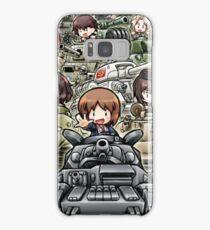 Girls und Panzer Crew Samsung Galaxy Case/Skin