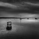 Boat - Corinella Bay by Christine Wilson