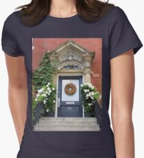 Gently Enter Women's Fitted T-Shirt