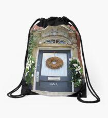 Gently Enter Drawstring Bag