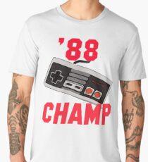 1988 Video Game Champion (88 Champ) Men's Premium T-Shirt