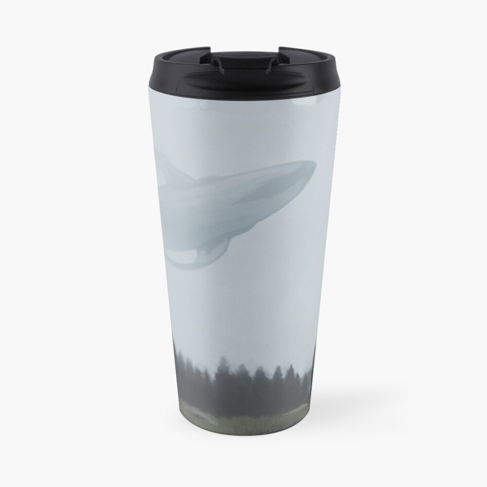 The lonely wanderers Travel Mug
