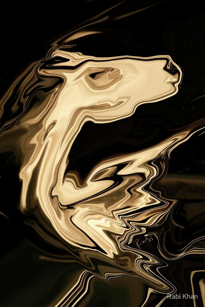 The Young Pegasus by Rabi Khan