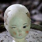 2.9.2017: Forgotten Doll's Head by Petri Volanen