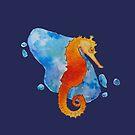 Seahorse by pokegirl93