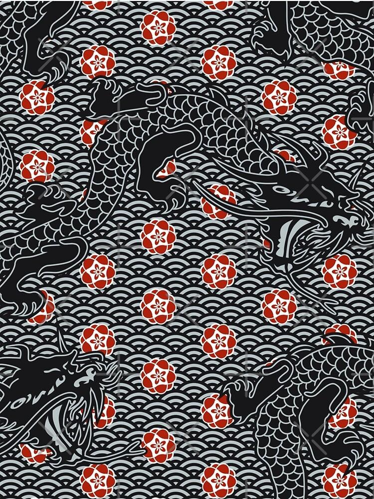 Hidden Dragon by GrandeDuc