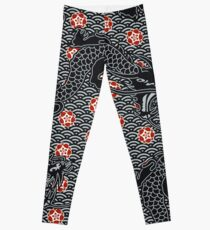 Dragon caché Leggings