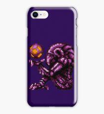 Super Metroid Pink Chozo iPhone Case/Skin