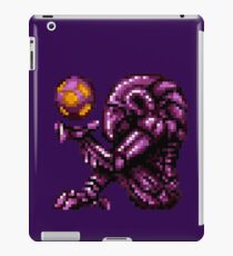 Super Metroid Pink Chozo iPad Case/Skin
