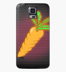 Funda/vinilo para Samsung Galaxy Zanahoria original con fondo!