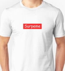 Surpeme - not NY T-Shirt
