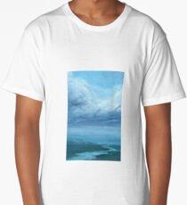 Estuary (detail) Long T-Shirt