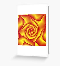 A rose for lacitrouille Greeting Card