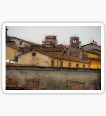 Lucca Orizzonte Sticker