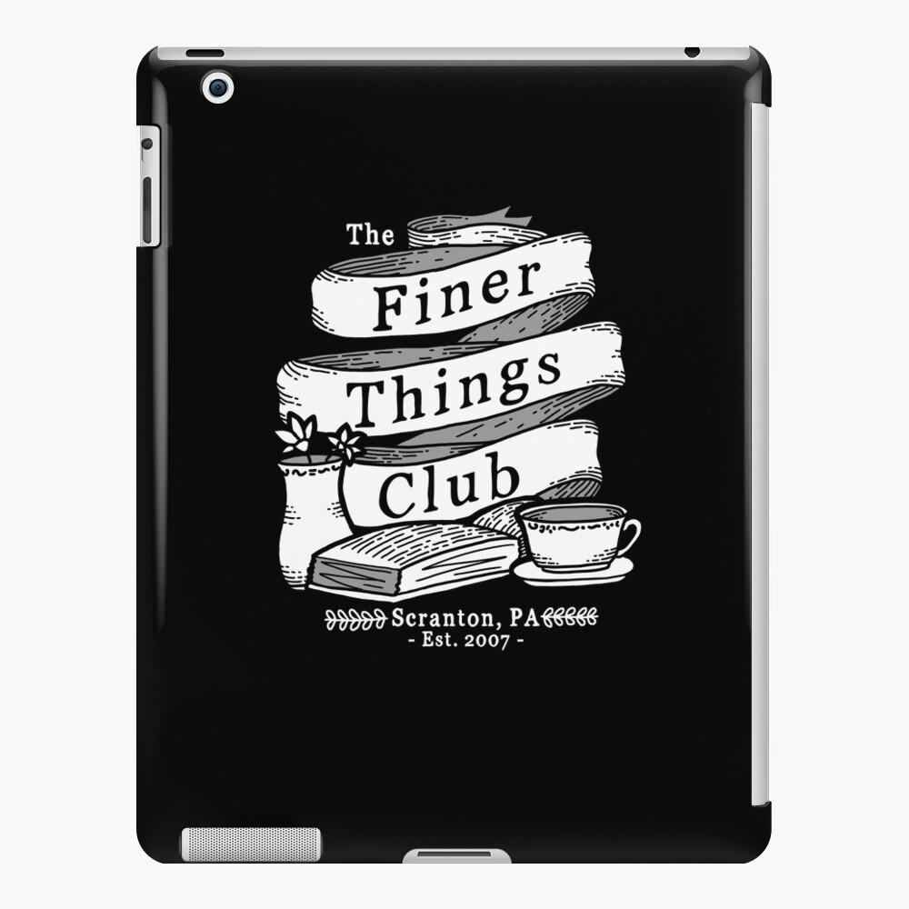 El programa de televisión de Office Funda y vinilo para iPad
