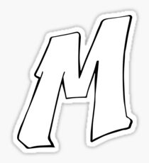 The Letter M Drawing Gifts Merchandise Redbubble