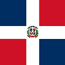 Dominican Republic Flag Products by Mark Podger