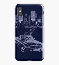 Mercedes SL R107  -  RETRO iPhone Case/Skin