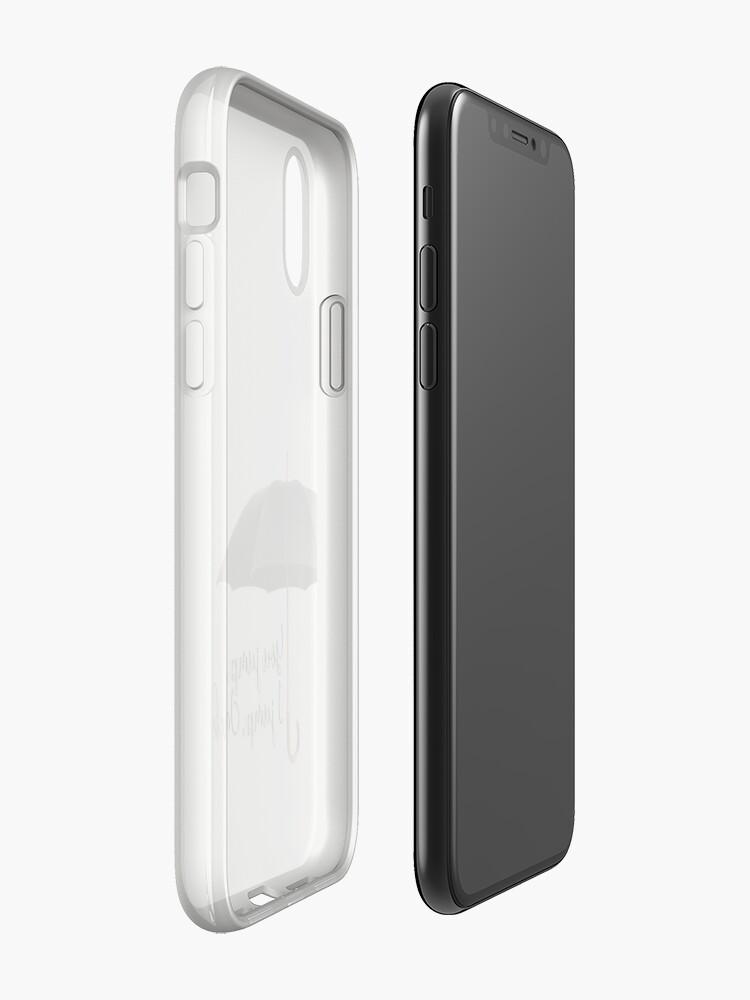 Alternative Ansicht von Du springst ich springe iPhone-Hülle & Cover