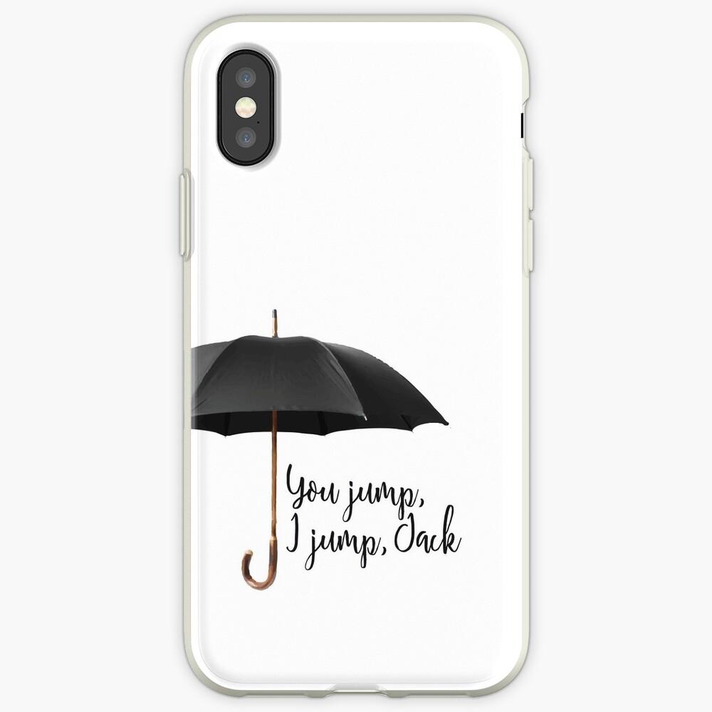 Du springst ich springe iPhone-Hülle & Cover