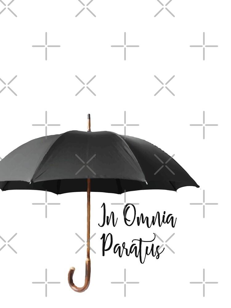 In Omnia Paratus by GrybDesigns