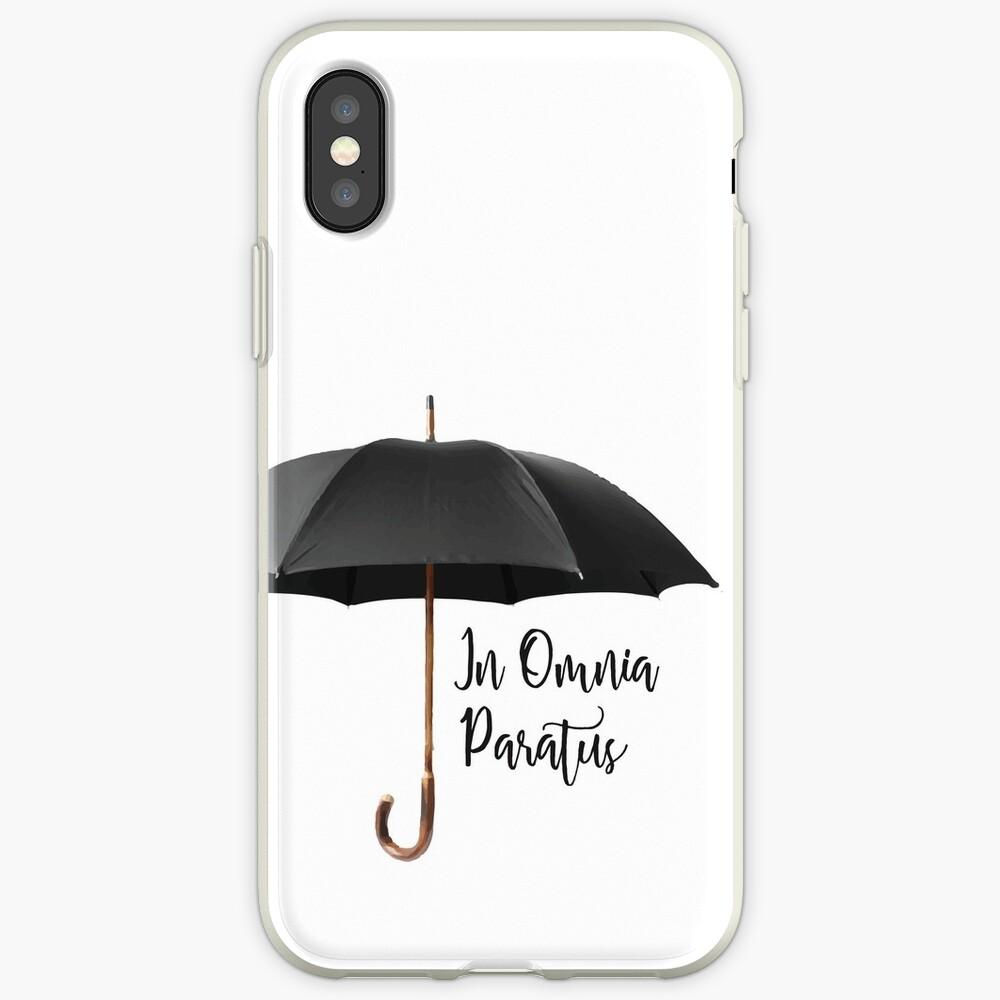 In Omnia Paratus iPhone Case & Cover