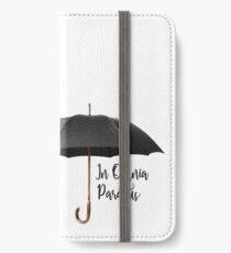 In Omnia Paratus iPhone Wallet/Case/Skin
