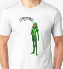 Miraculous ladybug - Carapace / Nino T-Shirt