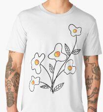 Just Add Flower Men's Premium T-Shirt