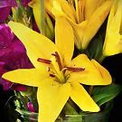 Floral Finery by Nadya Johnson