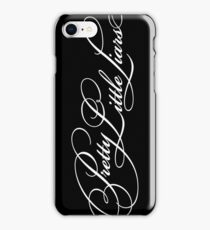 Pretty Little Liars | White iPhone Case/Skin