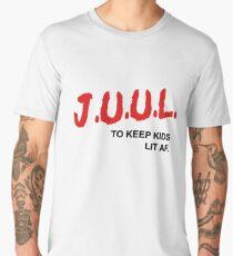 JUUL Dare Logo Men's Premium T-Shirt
