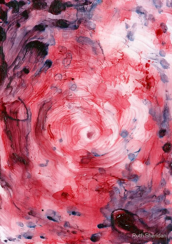 Raspberry Daydream by Ruth Sheridan