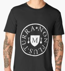 MODERDONIA - NON PLUS TURRA Men's Premium T-Shirt