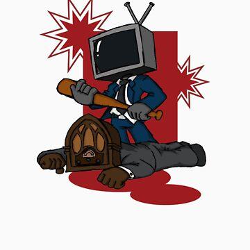 TV and Radio by Yodigli