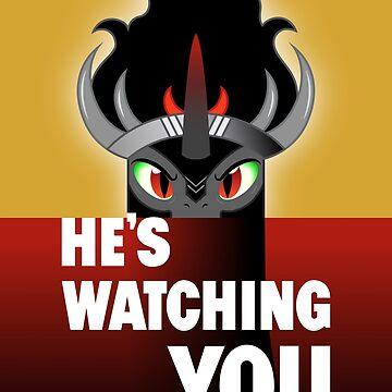 Sombra is Watching by Ekliptik