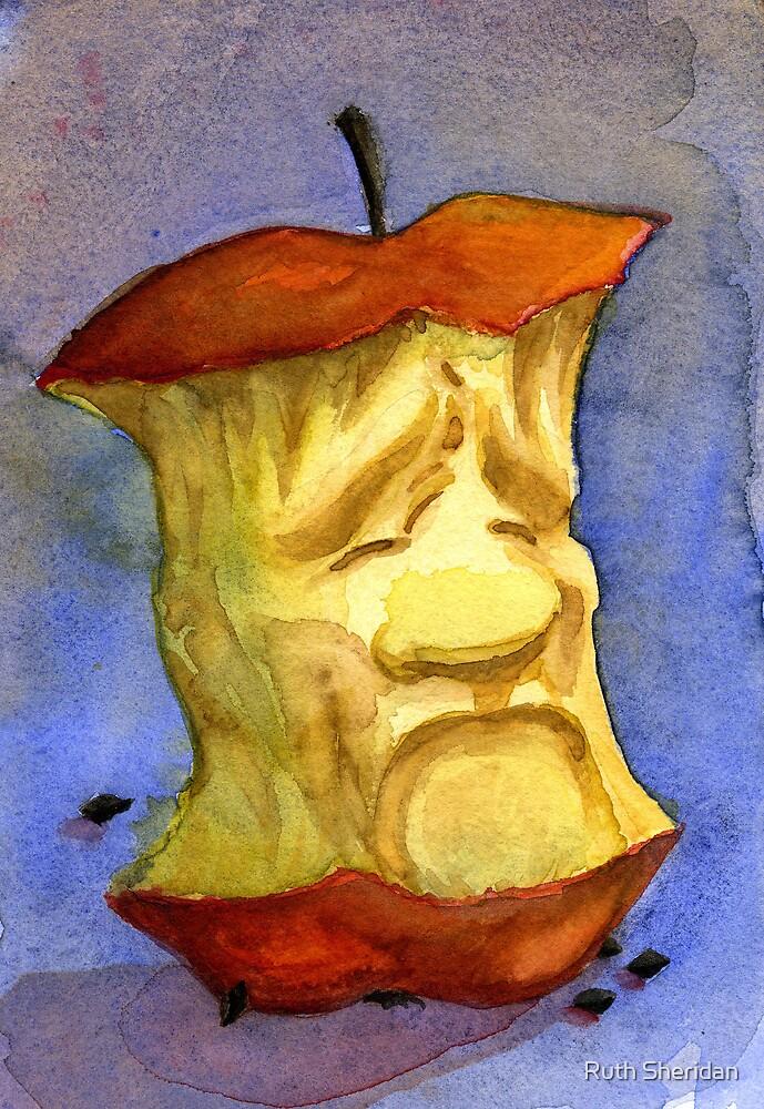 Old Man Apple by Ruth Sheridan