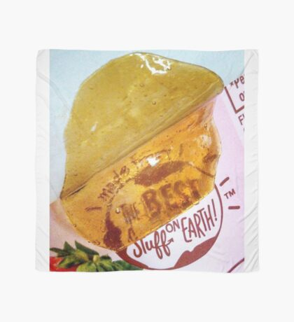 Rosin:  Made from the BEST stuff on earth!  #CleanMeds Scarf