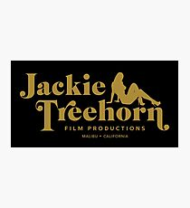 The Big Lebowski - Jackie Treehorn Photographic Print