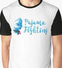 Pajama Fighting Graphic T-Shirt