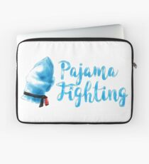 Pajama Fighting Laptop Sleeve