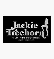 The Big Lebowski - Jackie Treehorn Variant Photographic Print