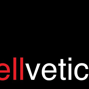 Hellvetica by bangunsubur
